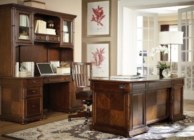 Alternate Martinu0027s Landing Desk With Hutch Image