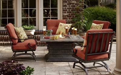 Fire Pit Chat Sets Havertys