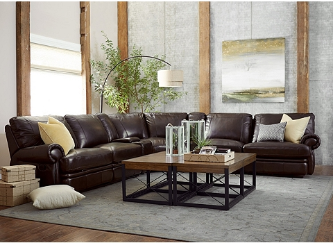 Havertys Leather Sofa Best Home Furniture Decoration