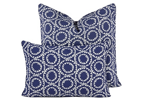Ring A Bell Pillow Havertys