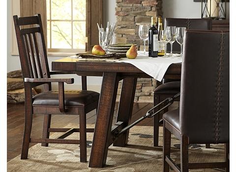 Arden Ridge Trestle Table | Havertys