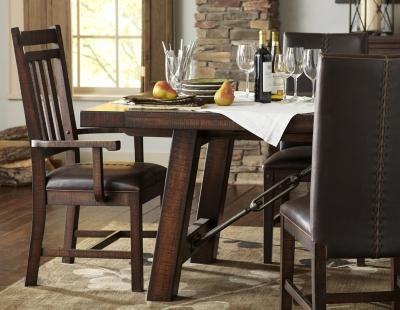 Alternate Arden Ridge Trestle Table Image