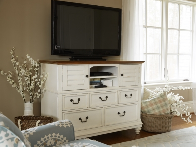 Media Chests. Upholstered Beds. Bedroom Benches