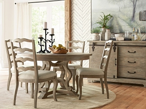 Casual Dining Parsons Chairs