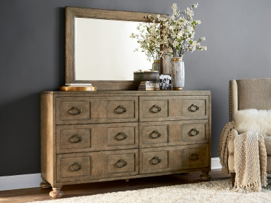 Perfect Dressers With Mirrors
