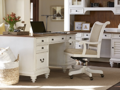 Office Desks And Hutches