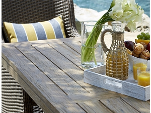 Outdoor Dining Seating Tables