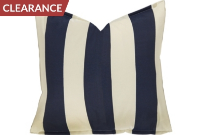 Vertical Stripe Pillow