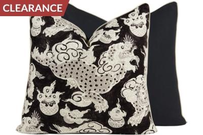 Dunmore Dragons Pillow