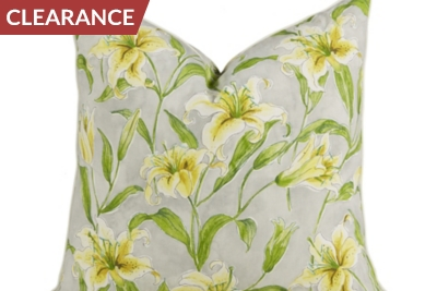 Monets Lily Pillow