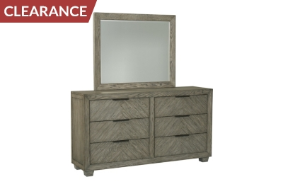 Studio 17 Dresser with Mirror