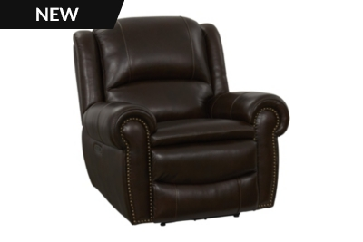 Recliner Chairs In Beige Black Brown Leather Havertys