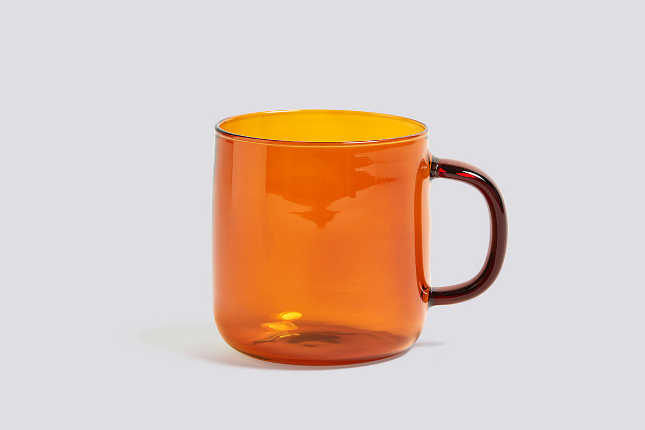 Borosilicate Mug, Set of 2