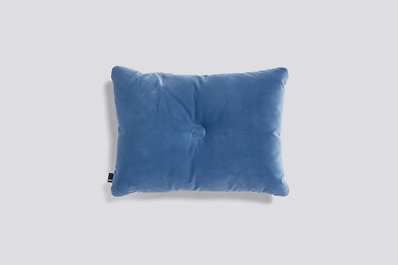 Dot Cushion Soft Velvet