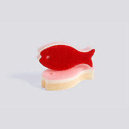 Fish Sponge Set of 2