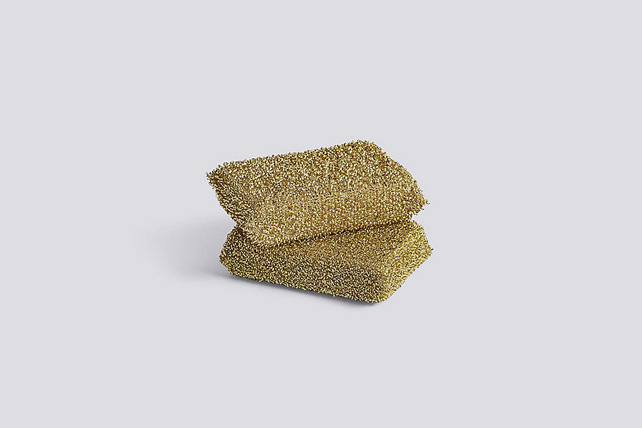Lurex Sponge Set of 2