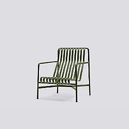 Palissade Lounge Chair, High