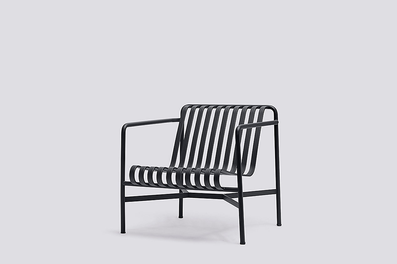 palissade lounge chair low outdoor furniture hay. Black Bedroom Furniture Sets. Home Design Ideas
