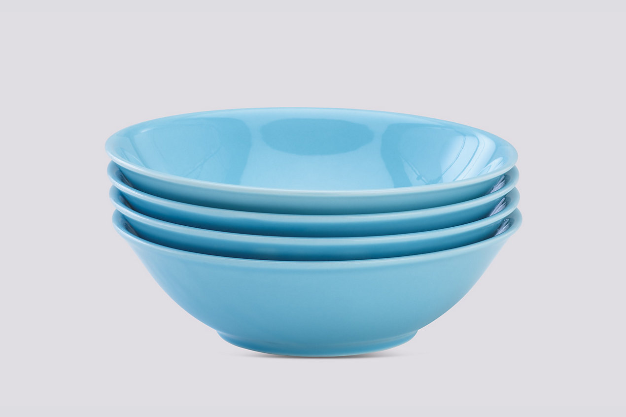 Rainbow Bowl, Large – Set of 4