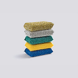 Scourer Sponge Set of 5