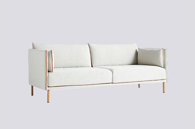 Silhouette Three-Seater Sofa
