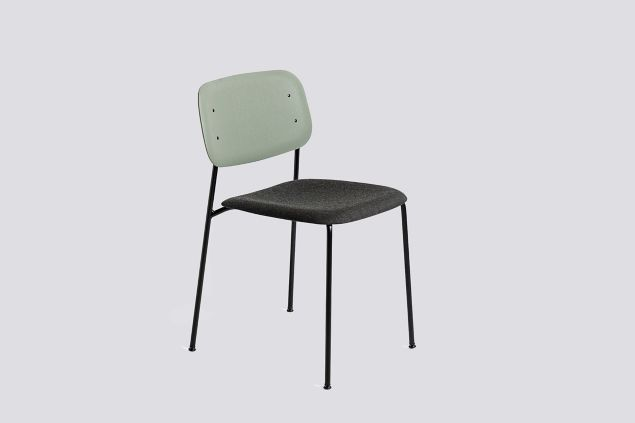 Soft Edge 10 Side Chair, Upholstered