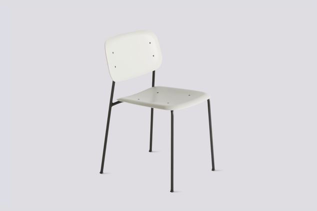 Soft Edge P10 Side Chair