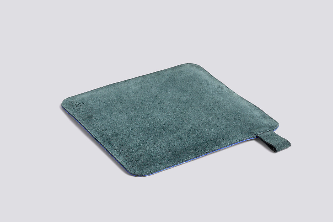 Suede Pot Holder