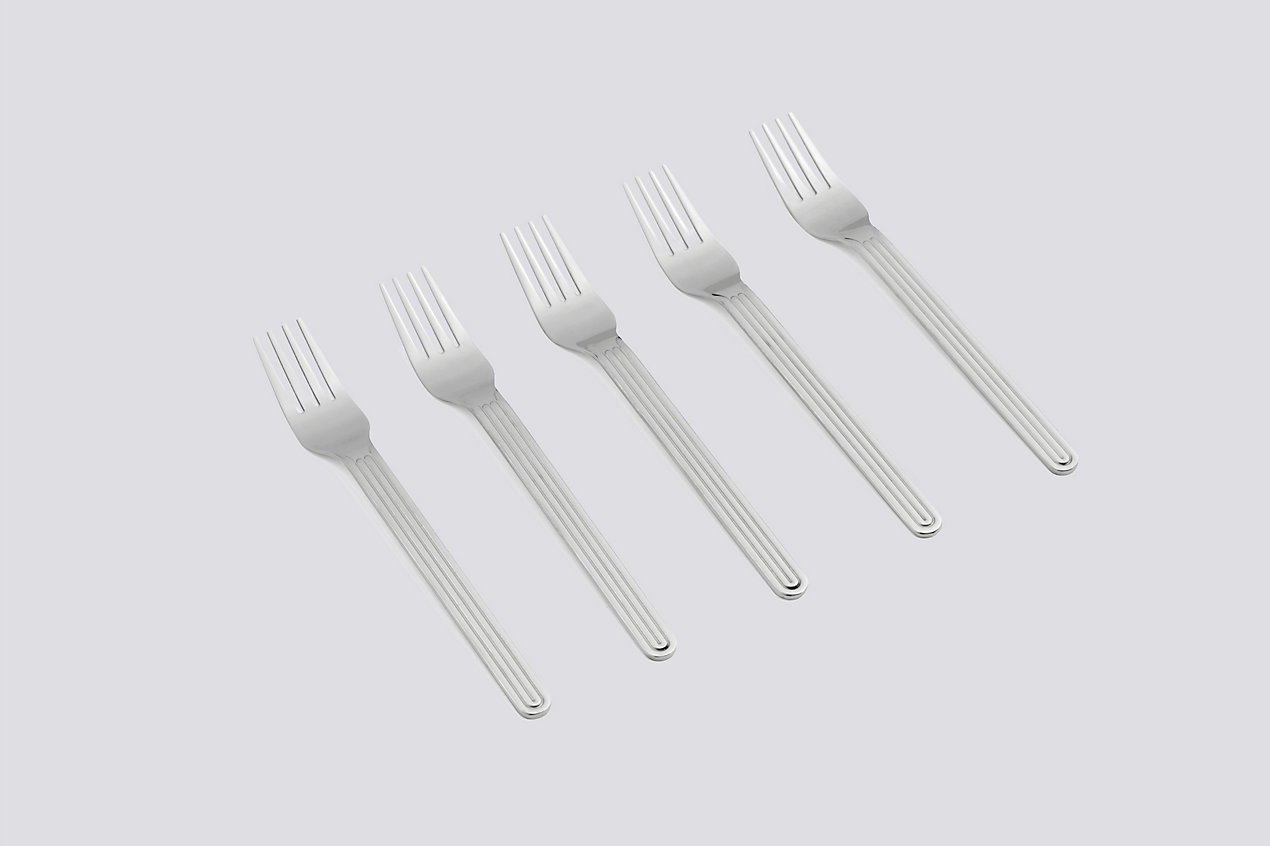 Sunday Fork, Set of 5
