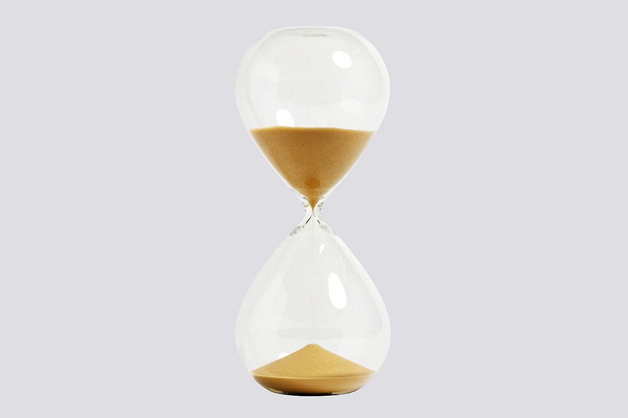 Time Hourglass XXX-Large