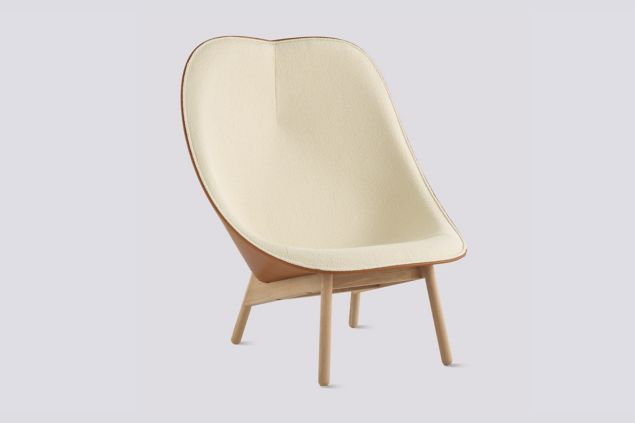 Uchiwa Lounge Chair