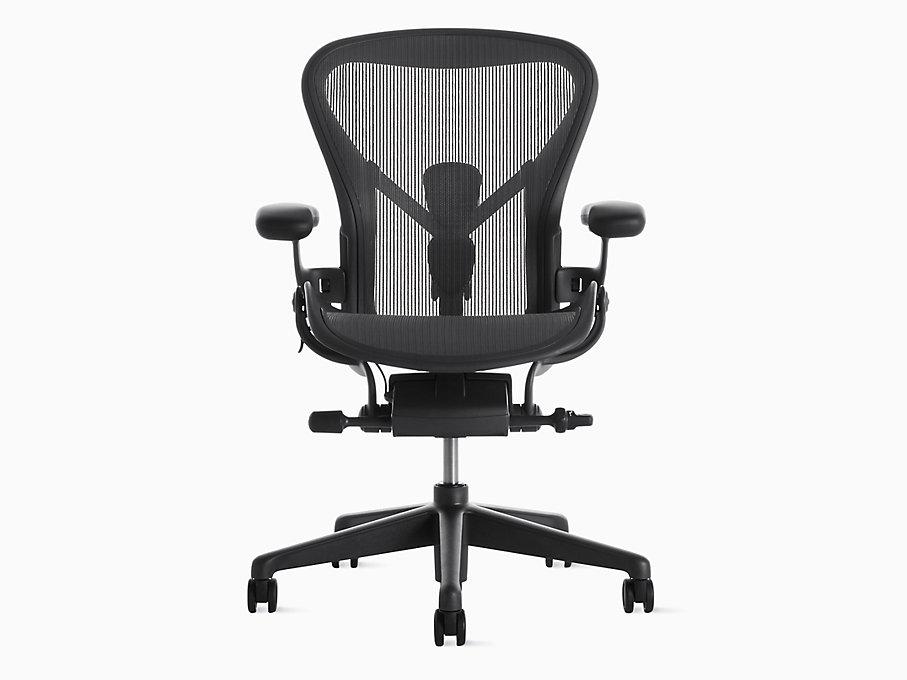 Aeron Chair by Don Chadwick And Bill Stumpf  Designed