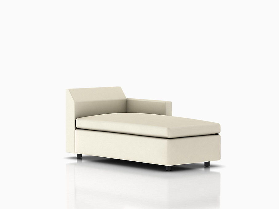 Bevel Chaise