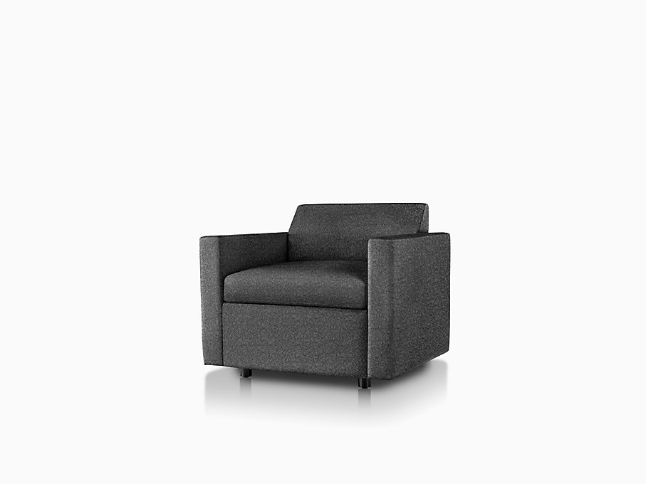 Bevel Club Chair