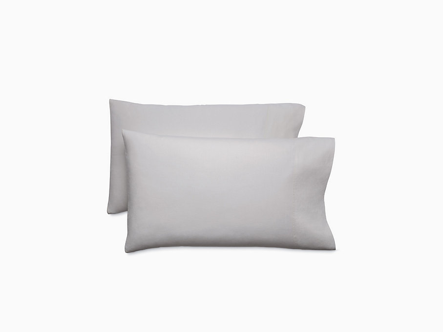Linen Pillow Cases, Set of 2