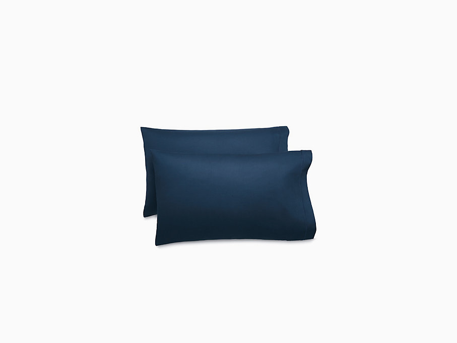 Sateen Pillow Cases, Set of 2