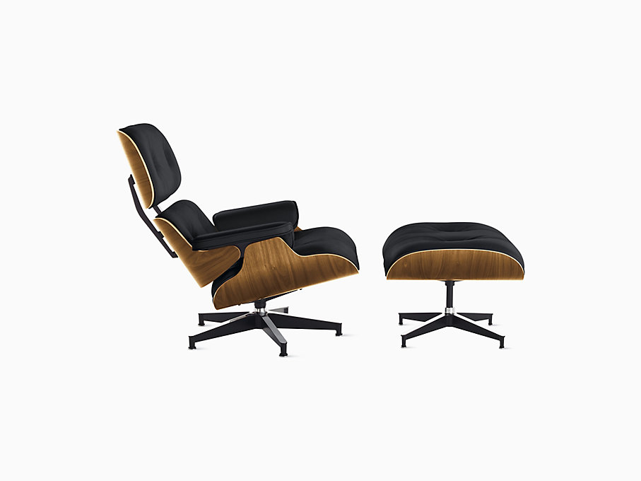Fantastic Eames Lounge Chair And Ottoman Herman Miller Lamtechconsult Wood Chair Design Ideas Lamtechconsultcom