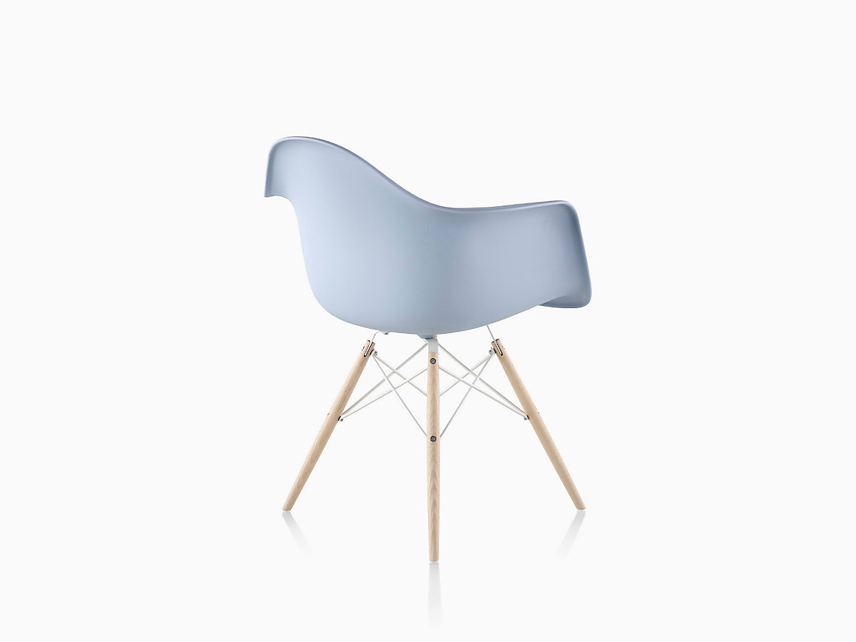 A Mod Molded Plastic Chair by Verner Panton 1