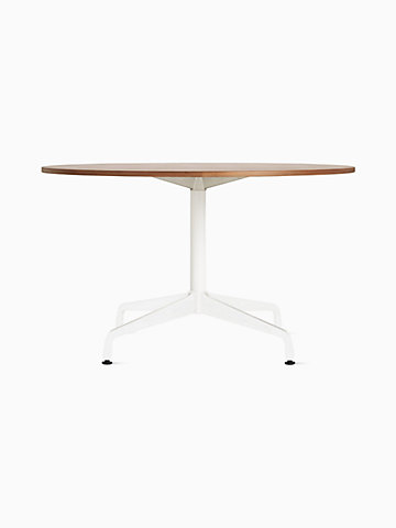 Eames® Round Segmented Table