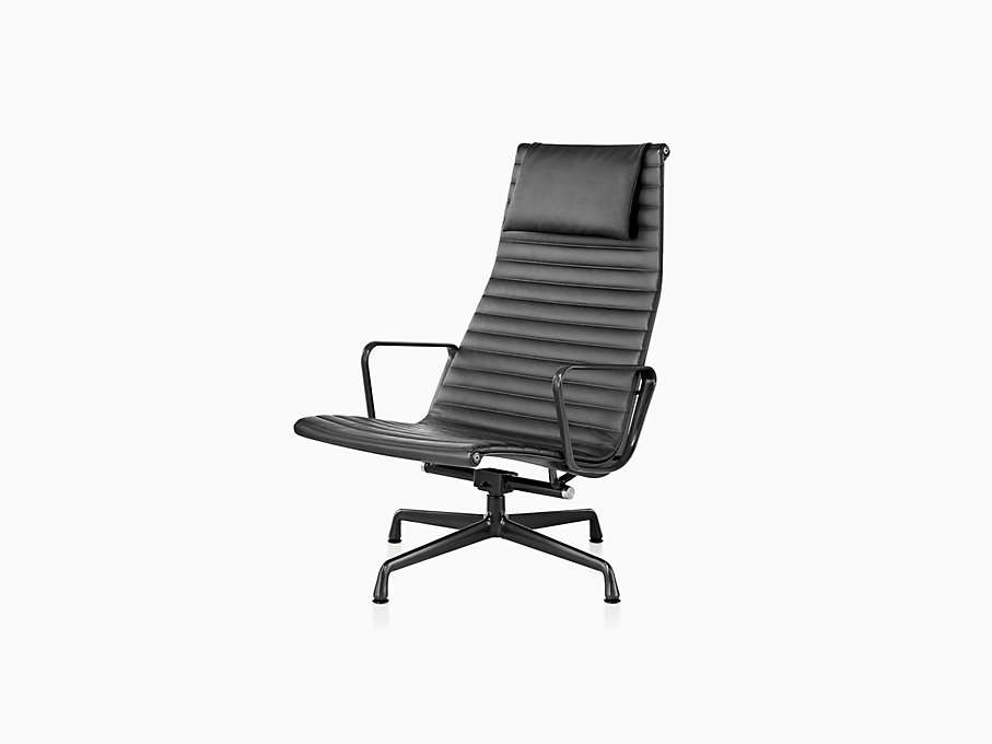 Eames Aluminum Group Lounge Chair
