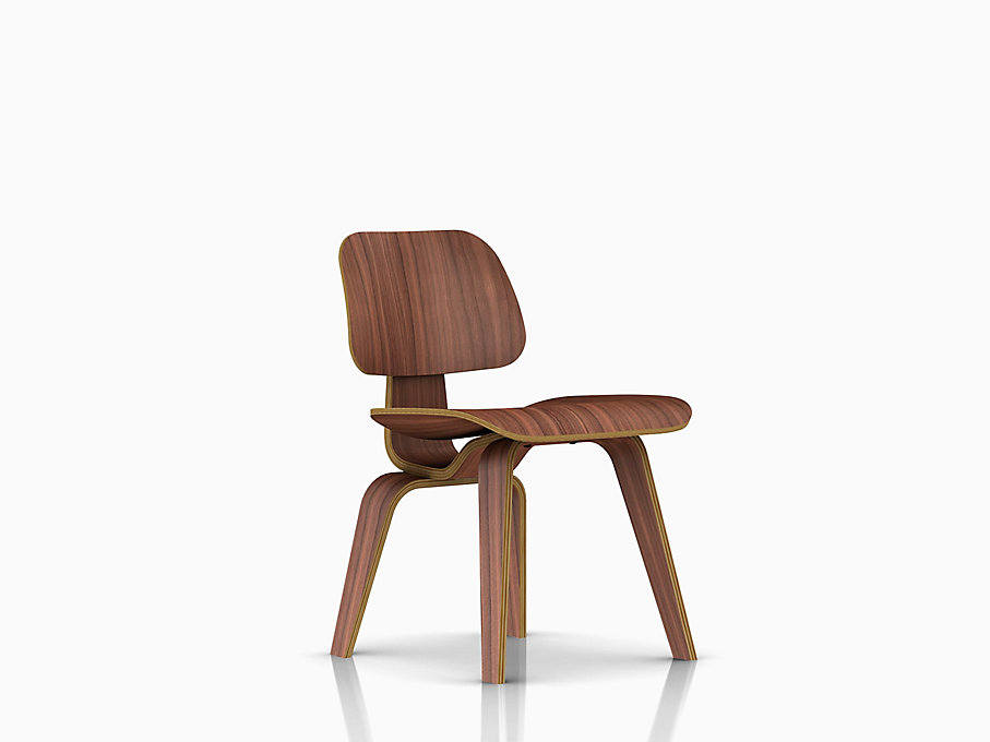 Eames® Molded Plywood Dining Chair (DCW)