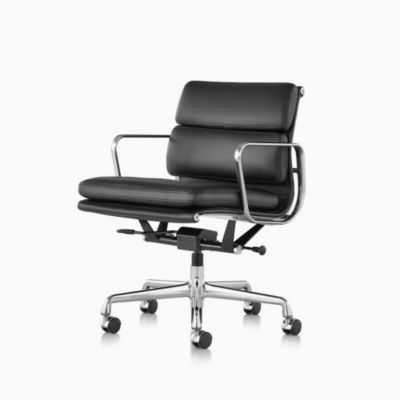 Eames® Soft Pad Management Chair with Pneumatic Lift