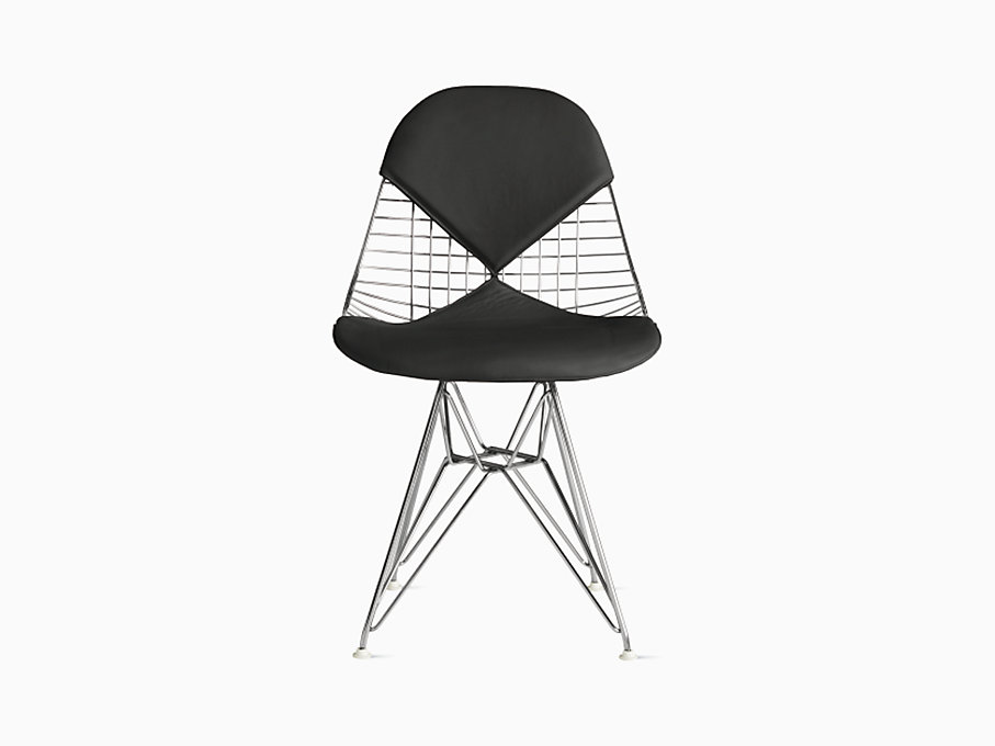 Eames Wire Chair, Bikini Pad