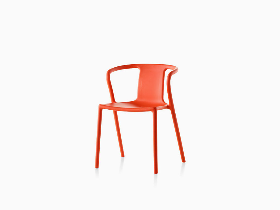 Magis Air-Chair with Arms, Set of 4