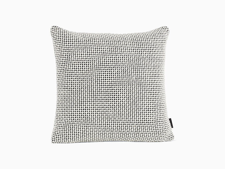 Maharam Pillow in Monk's Wool