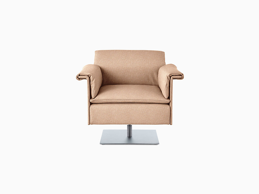 Mantle Swivel Chair