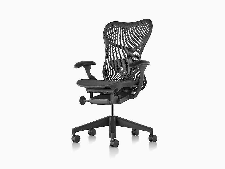 herman miller aeron office chair instructions