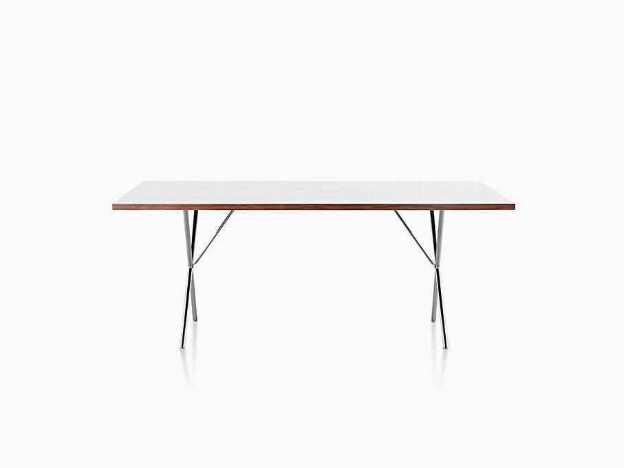 Nelson X Leg Table