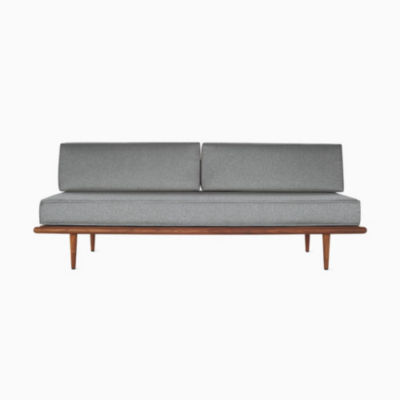 Nelson Daybed with Back Bolsters