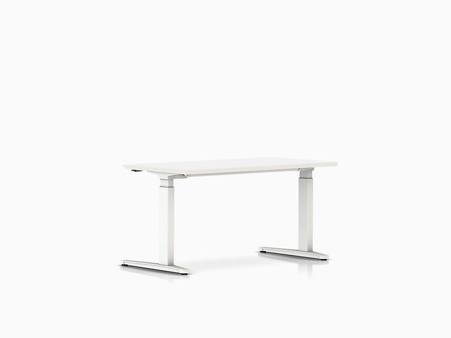 Renew Sit-to-Stand Desk, Rectangular